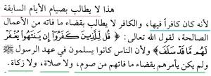 Puasa Orang Yang Masuk Islam di Pertengahan Romadhon 2